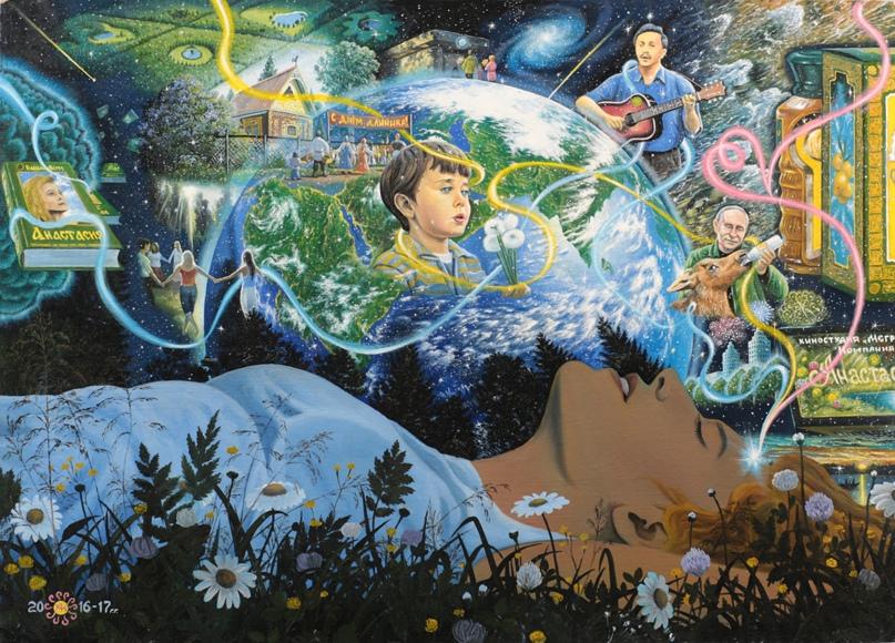 Космические технологии России на службе мира и экологии!, изображение №5