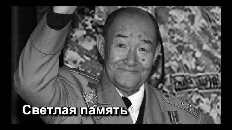 Қара майор Борис Керимбаев