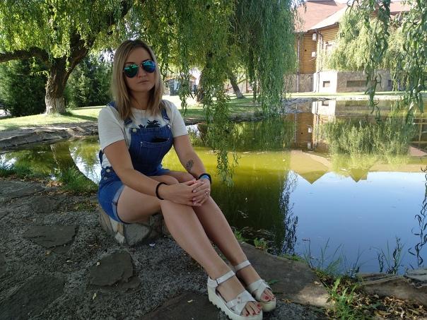 Alenka Shkonda, Запорожье, Украина