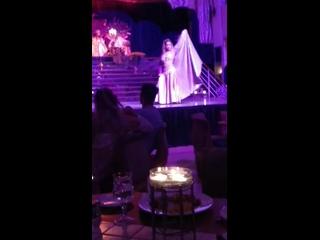 Танец живота в отеле Шахерезада, июль 2019, Тунис, Хаммамет