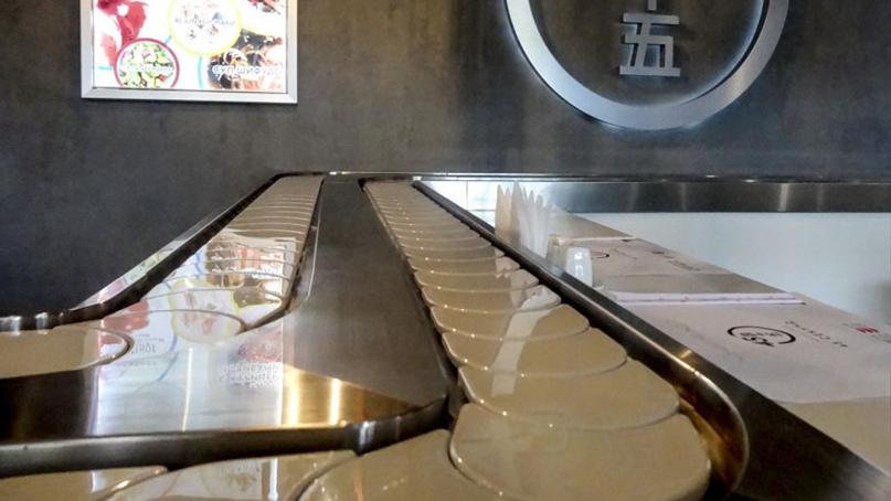конвейер для суши бара