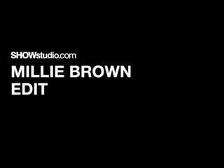 SHOWstudio Millie Brown - LiveStudio