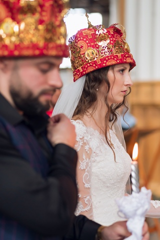 Таинство Венчания Андрея & Дарьи