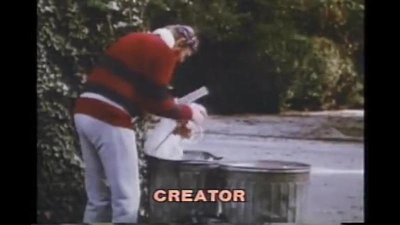 Трейлер Создатель 1985