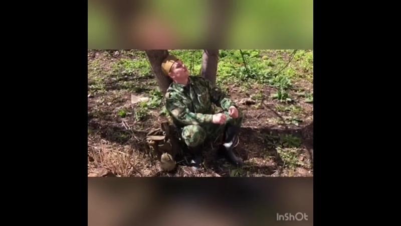 Репродукция песни Последний бой Автор семьи Климовых и Печкиных