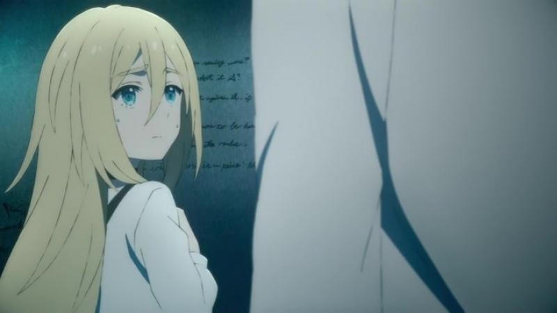Ангел Кровопролития Satsuriku no of Death 1 сезон 1 серия смотреть онлайн