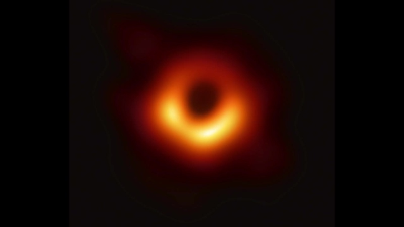 Breakthrough The First Picture of a Black Hole (1080p) - ArabHD.Net