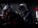 Small piece of footage from The Clone Wars Finale