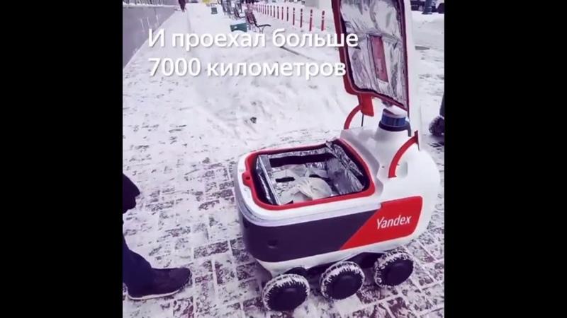 Яндекс.Ровер