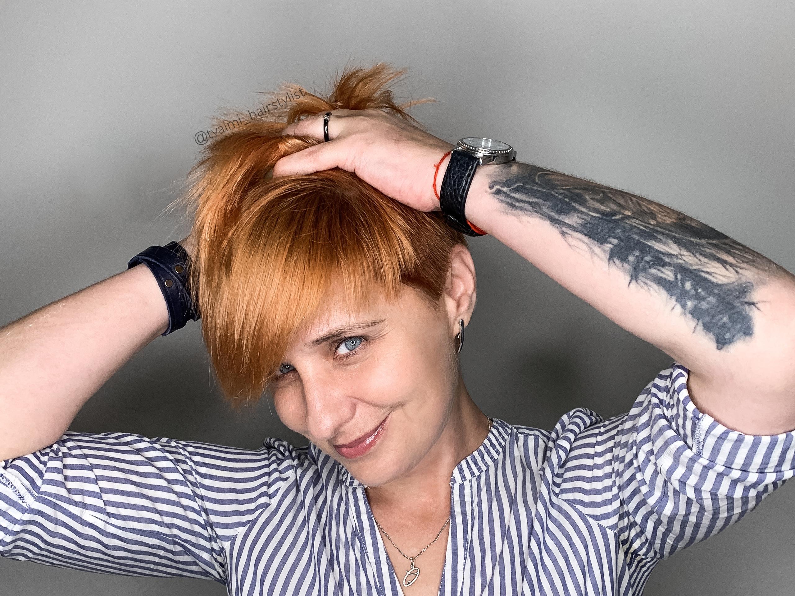 Пикси и лонг-боб: стилист-международник рассказал «Тverlife» о принципах смены образа