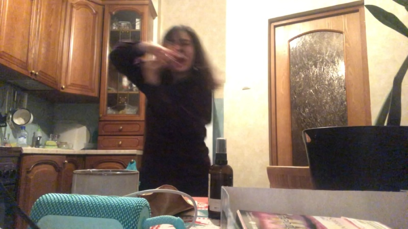 танцы на кухне 10 часов