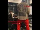 Kanye listening Donda
