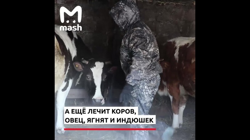 "Сельчанка из глубинки покоряет ""Тикток""."