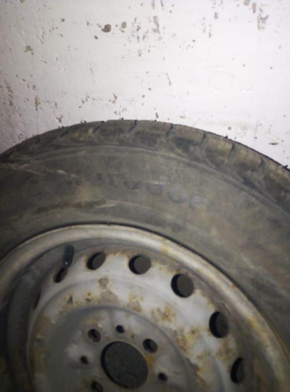 Зимние колеса, 175/70 R13. Цена 5000 | Объявления Орска и Новотроицка №12283