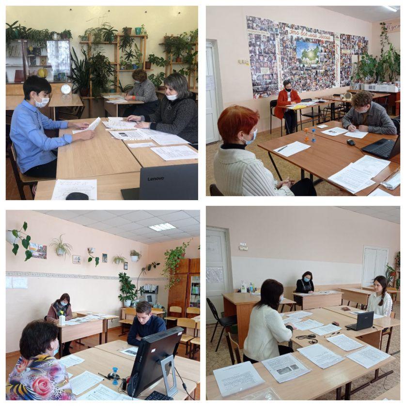 Девятиклассники Петровского района приняли участие в итоговом собеседовании