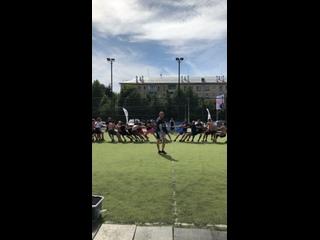 Видео от Дениса Зезюлина