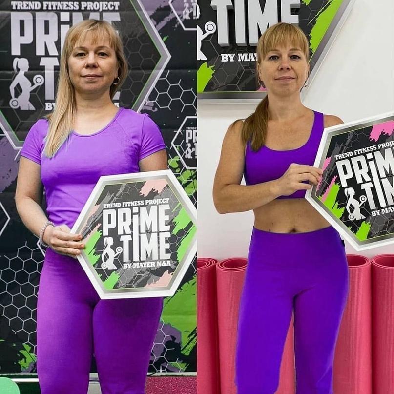 В фитнес проект PrimeTime набираются участницы сезона!