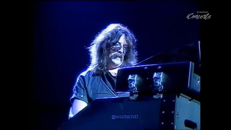 Deep Purple Highway Star Perfect Strangers Live 1984 1080p
