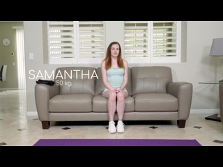 Samantha Reigns - Initial Casting.