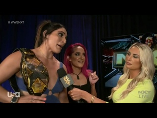 Raquel Gonzalez And Dakota Kai Interview