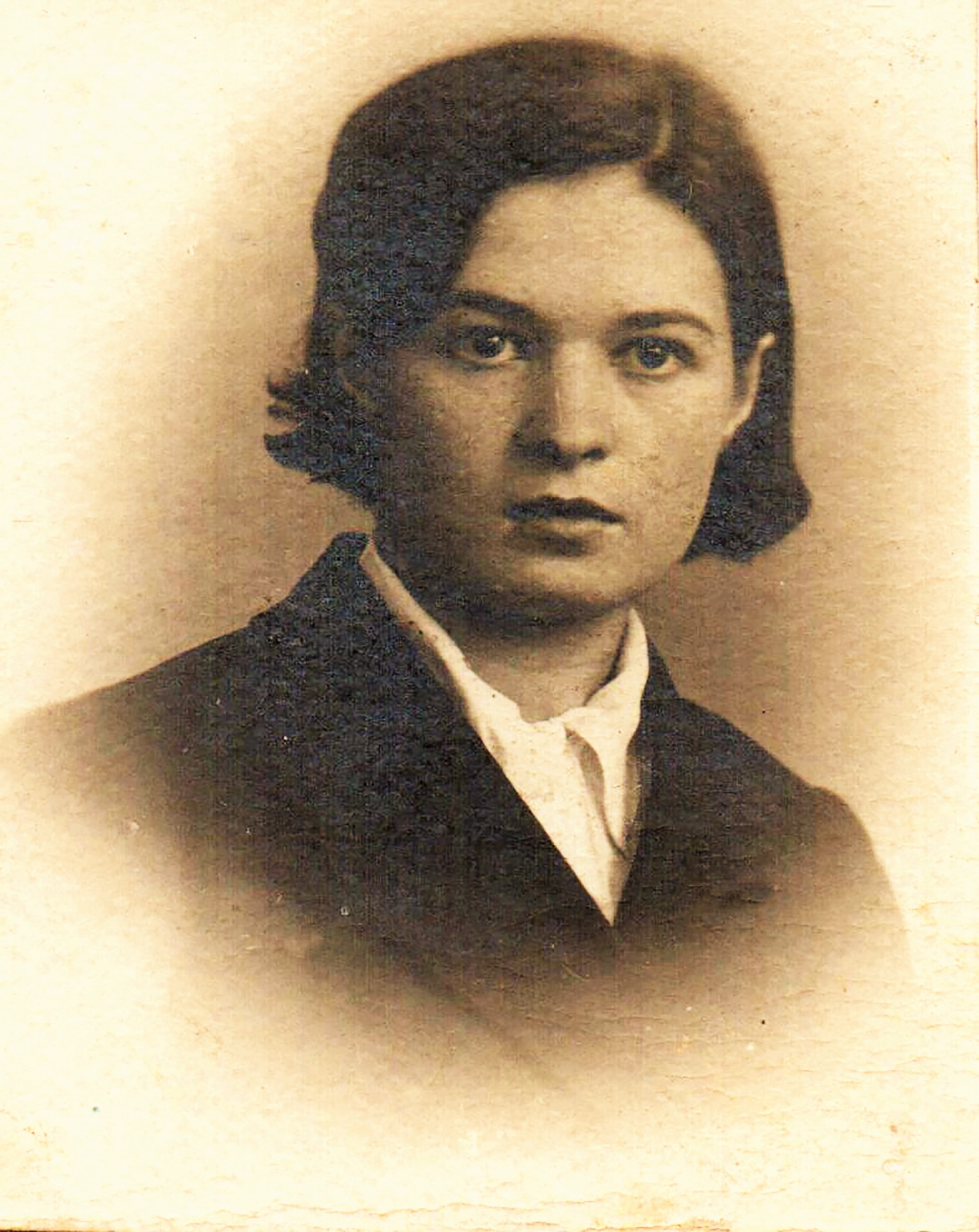 Коношанка – самая молодая женщина Советского Союза,