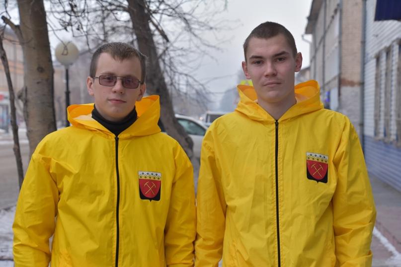 Рома Решетников и Витя Гончаров