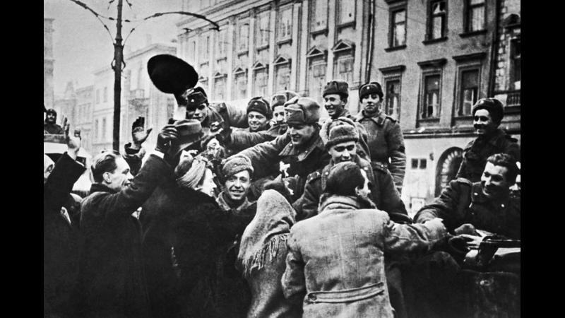 Освобождение Варшавы Документы как доказательство