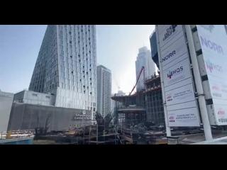 Подсмотрели, как строят дома в Дубае