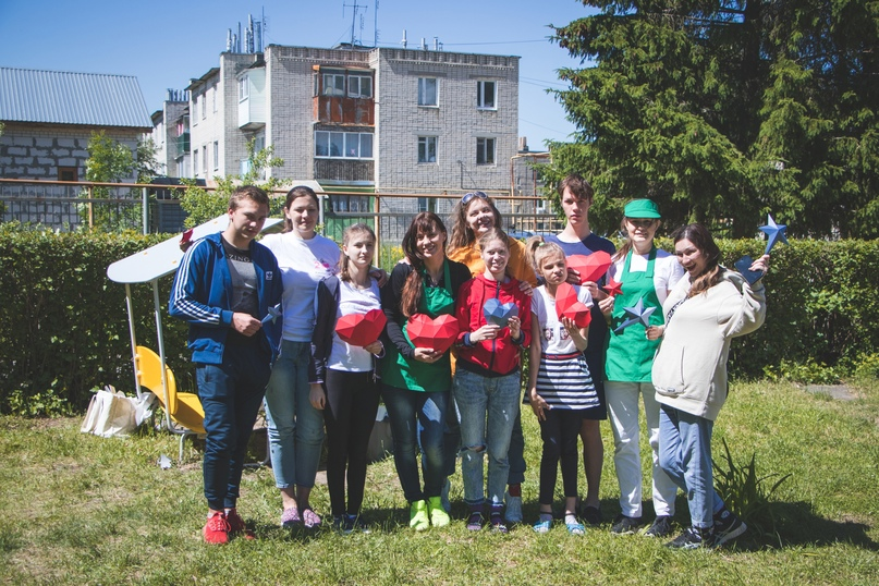 Воспитанников Таремского детского дома навестили сотрудники «Союза Маринс Групп», изображение №9