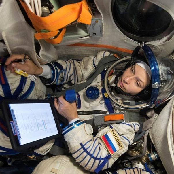 Юлия Пересильд грустит после возвращения из космоса!