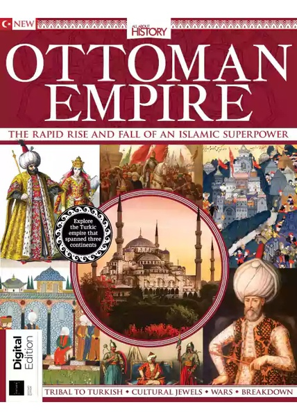 All About History Book of the Ottoman Empire.2nd Edition