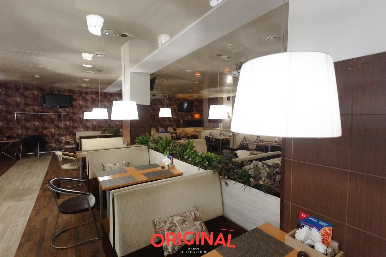Кафе-пиццерия «ORIGINAL»