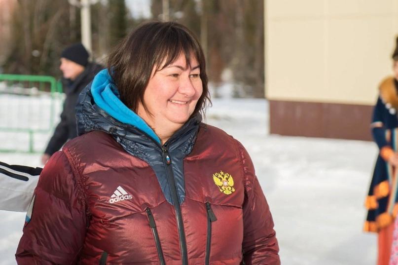 Трехкратная олимпийская чемпионка, глава Федерации лыжных гонок России (ФЛГР) Ел...