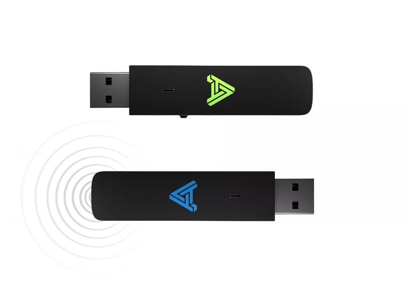 Донгл (стик) для беспроводного подключения наушников через USB