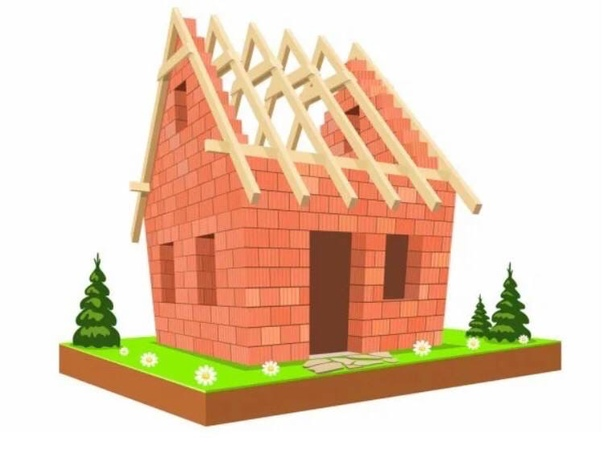 ⚡️На Вашем земельном участке стоит не достроенный дом...
