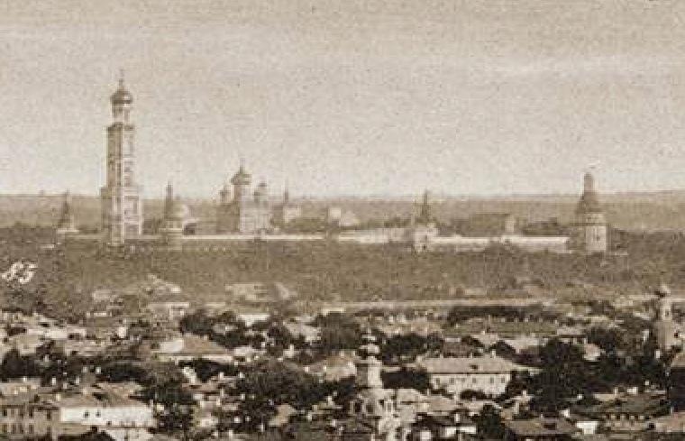 Москва без людей в 1867 году. Где все люди?, изображение №46
