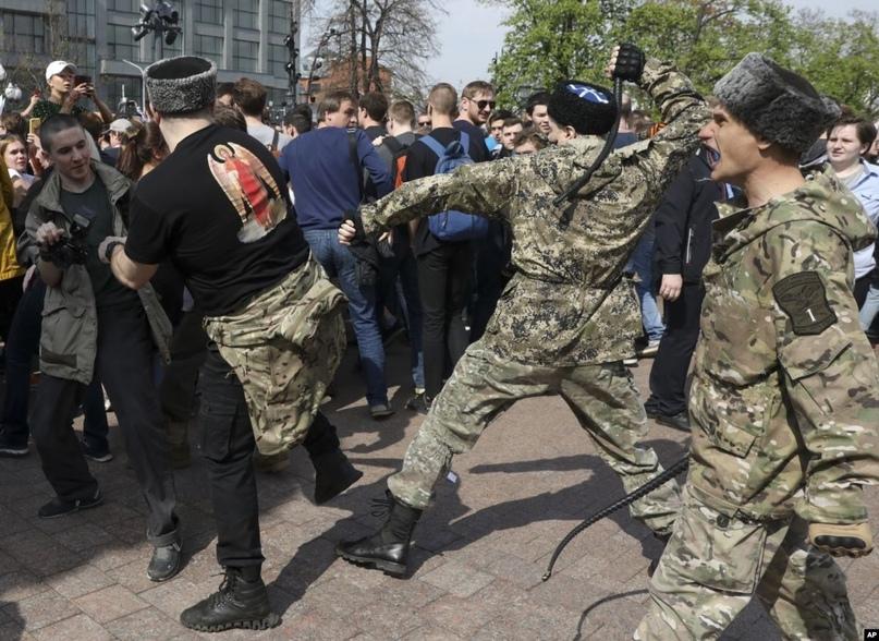 В России может появиться новый тип силовиков