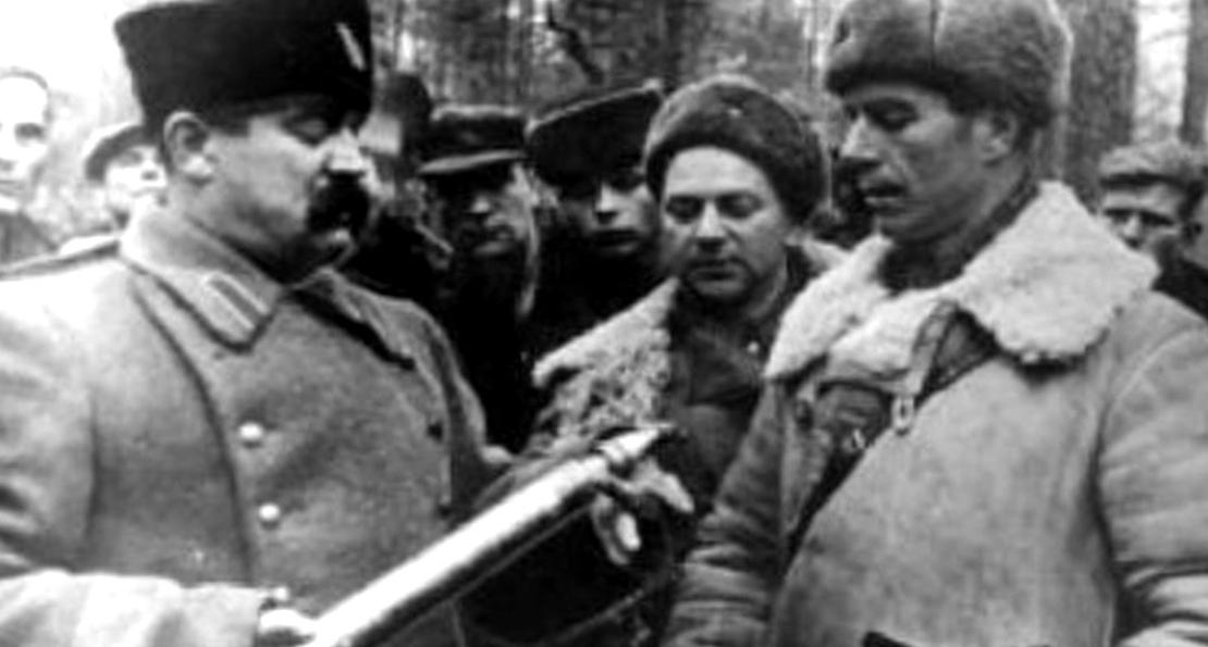 партизаны Медведева