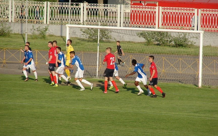Футбольный клуб «Лида» одержал уверенную победу над «Барановичами»