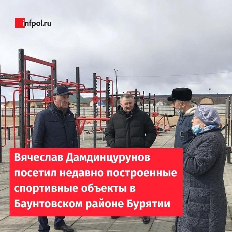 Министр спорта республики отметил, что теперь усельчан есть все возможности для укрепления здоровья