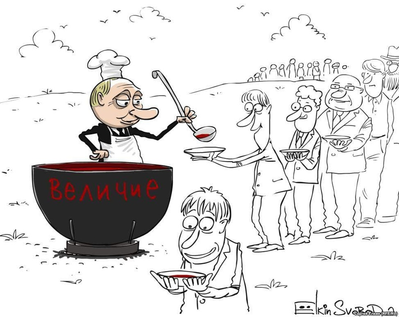 Путиномика выходит из кризиса, россияне продолжают беднеть