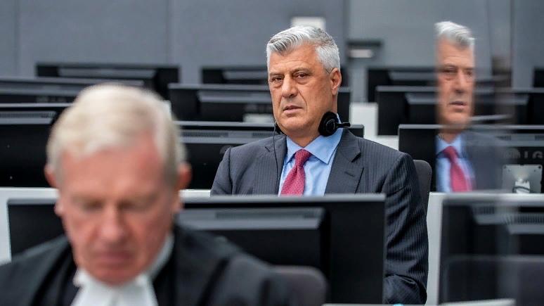 В Гааге начался трибунал над «освободителями Косова»