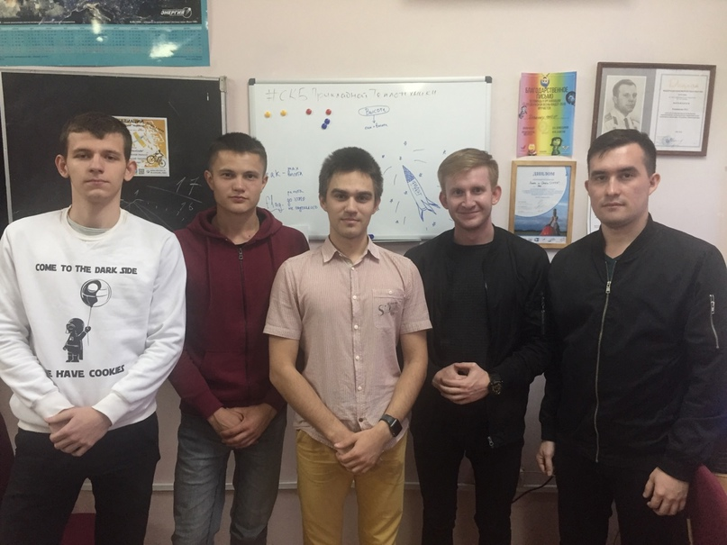 Призеры Воздушно-инженерной школы МГУ 2019, 2020 (Студенты ТЭТ, ДЛА и ПАД)