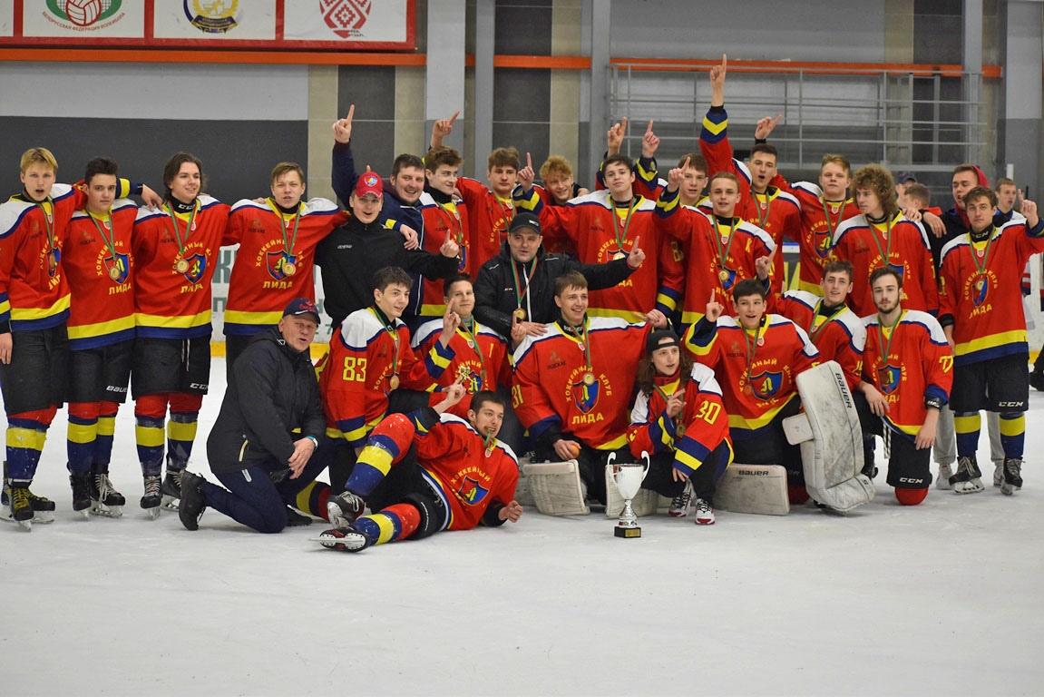 Турнир по хоккею «Lida Cup 2021» прошел в нашем городе.