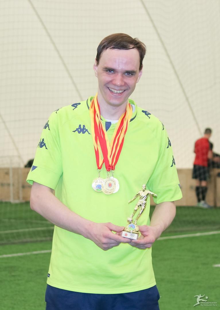 Александр Миропольский («812») — лучший игрок дивизион Пучкова.
