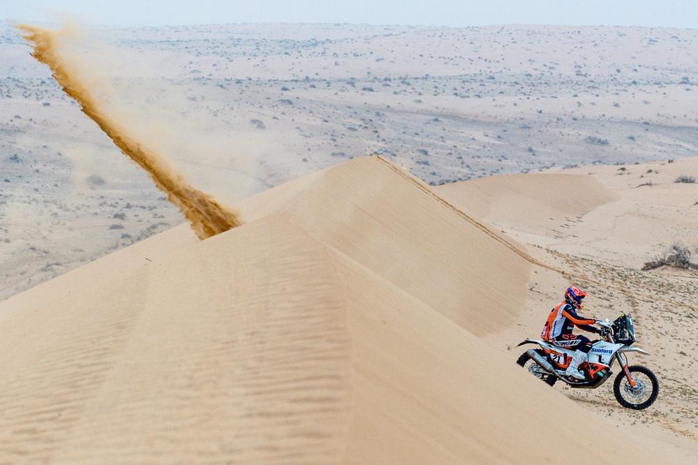 Ралли Дакар 2021: результаты 7-го этапа. Корнехо возглавил зачет