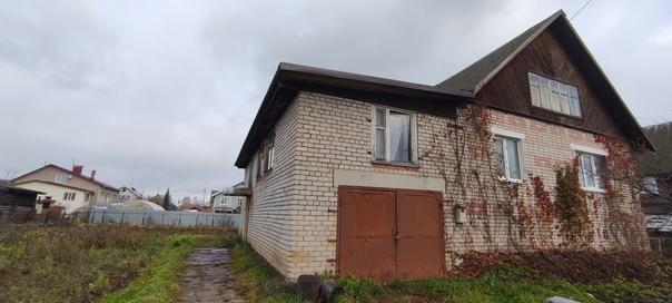 Продаётся двухэтажный кирпичный дом 302,6 м2 с цок...