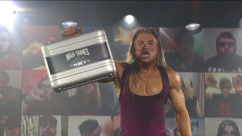 AEW Dynamite и NXT 25.11.20, изображение №18