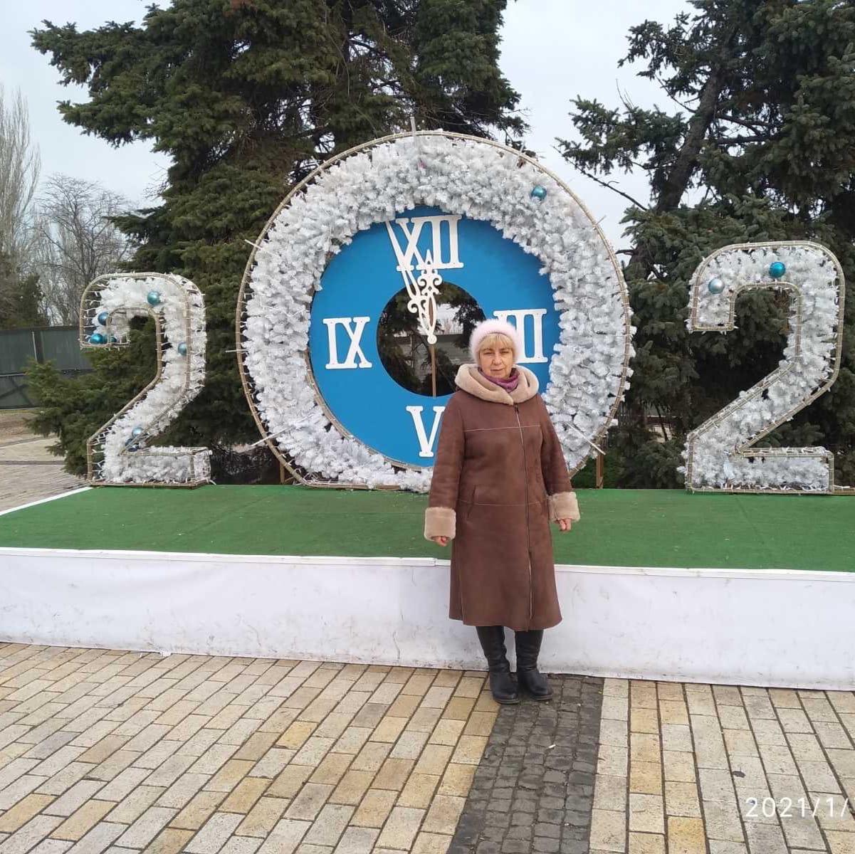 Людмила Понтакова - фото №1