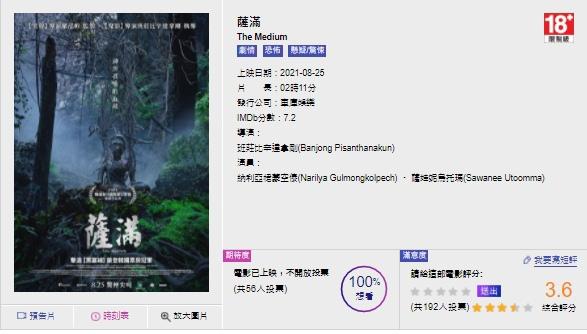 《薩滿》 電影▷ 完整版本 2021-【The Medium】 | VK